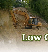Lowcountry Construction, LLC - providing Erosion Protection, Land Development and Land Clearing Services in NC, SC and VA