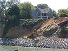 Gillespie Erosion Protection Project in Yorktown, VA